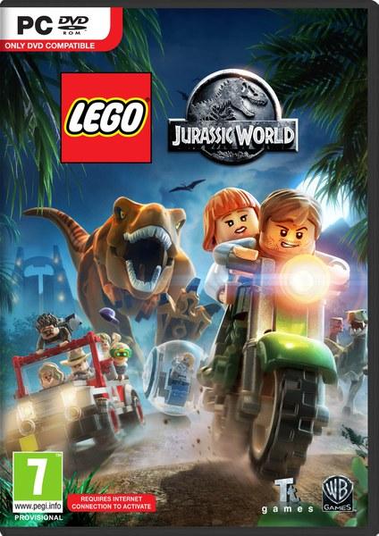 LEGO Jurassic World PC | Zavvi