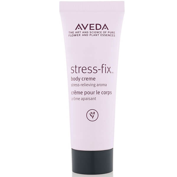 aveda stress fix oil how to use