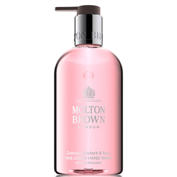 Molton Brown Delicious Rhubarb and Rose Hand Wash (300ml)