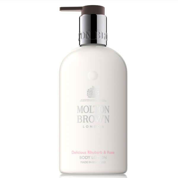 Molton Brown Delicious Rhubarb and Rose Body Lotion (300 ml)