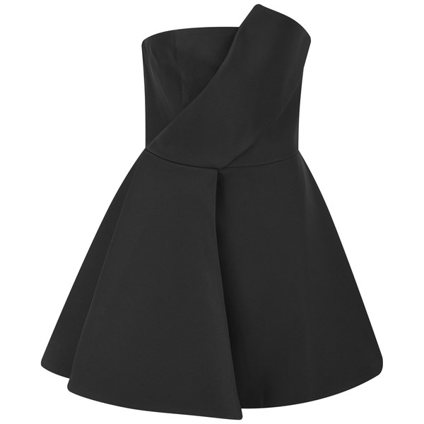 C/MEO COLLECTIVE Women's My Life Tailored Dress - Black