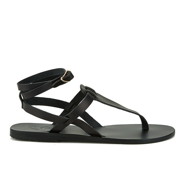 Ancient Greek Sandals Womens Estia Leather Multi Strap