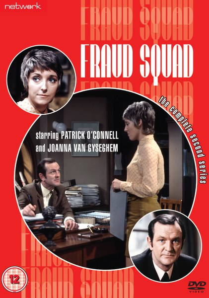 Fraud Squad - The Complete Second Series