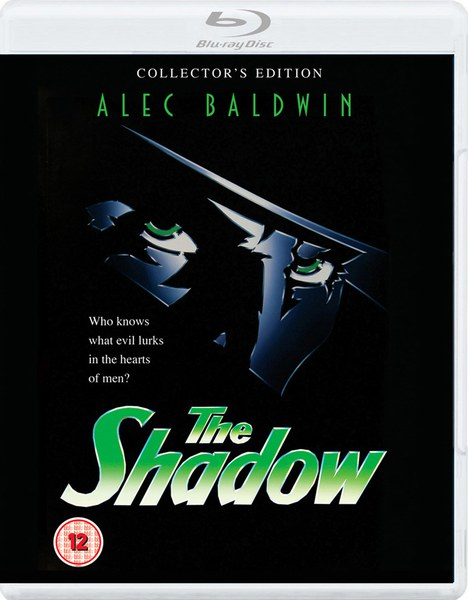 The Shadow - Dual Format (Includes DVD)