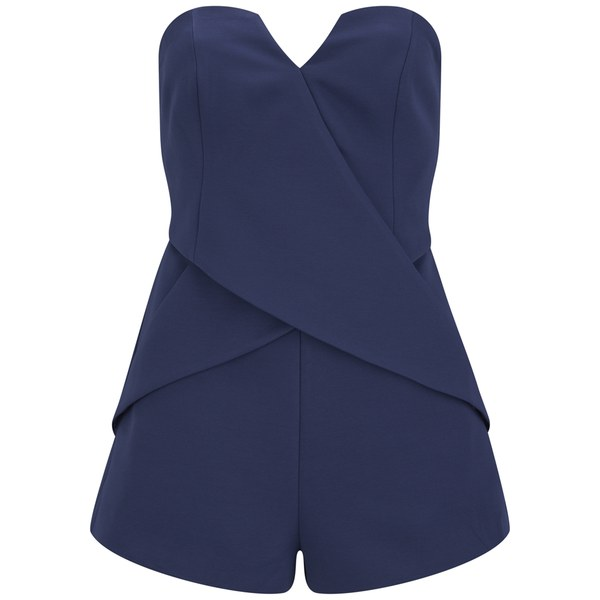 Finders Keepers Women's Inbetween Days Playsuit - Twilight