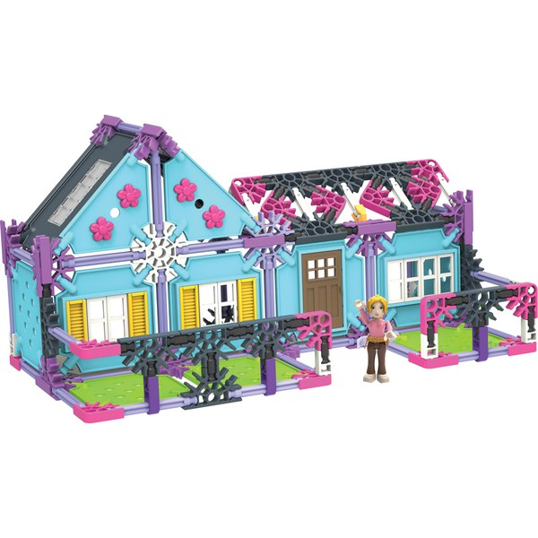 K 39 Nex Mighty Makers Home Sweet Home Building Set 43535 Toys Zavvi