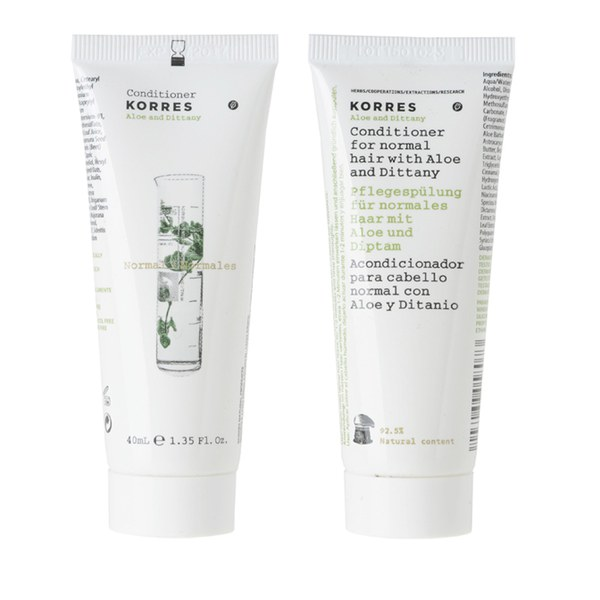 KORRES Aloe und Diptam Conditioner (40 ml)