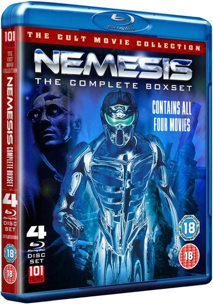 Nemesis 1 4 Boxset Blu Ray Zavvi