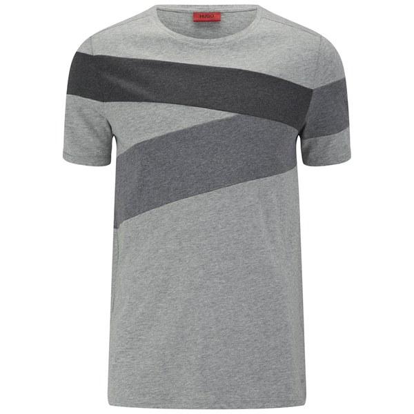 HUGO Men's Deason T-Shirt - Grey