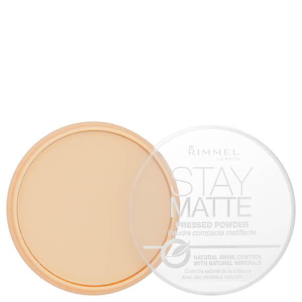 Rimmel Stay Matte Pressed Powder - Transparent