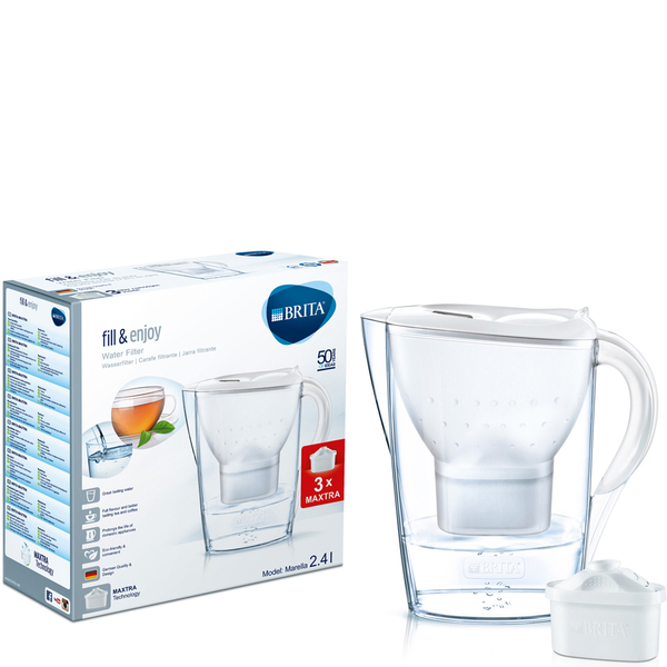 how to change brita filter jug