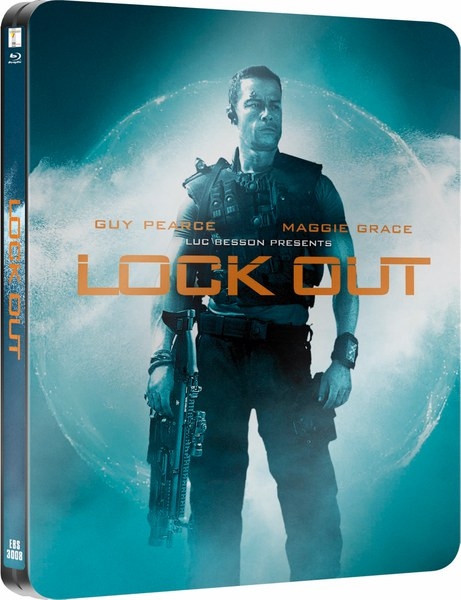 Lockout - Zavvi Exclusive Limited Edition Steelbook (UK EDITION)