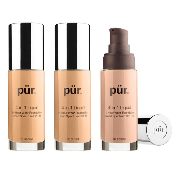 PÜR 4-In-1 Liquid Foundation