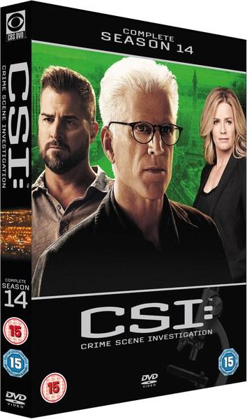CSI Crime Scene Investigation (season 14)
