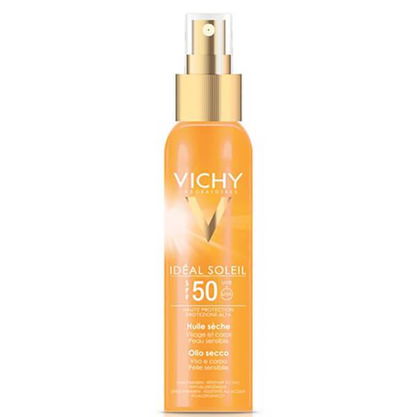 Vichy ideal Soleil huile sèche SPF 50 125ml