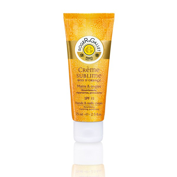 Roger&Gallet Bois d'Orange Handcreme Sublime 75 ml