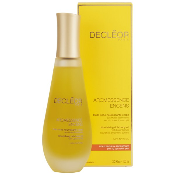 DECLÉOR Aromessence Encens Nourishing Body Oil 3.3oz