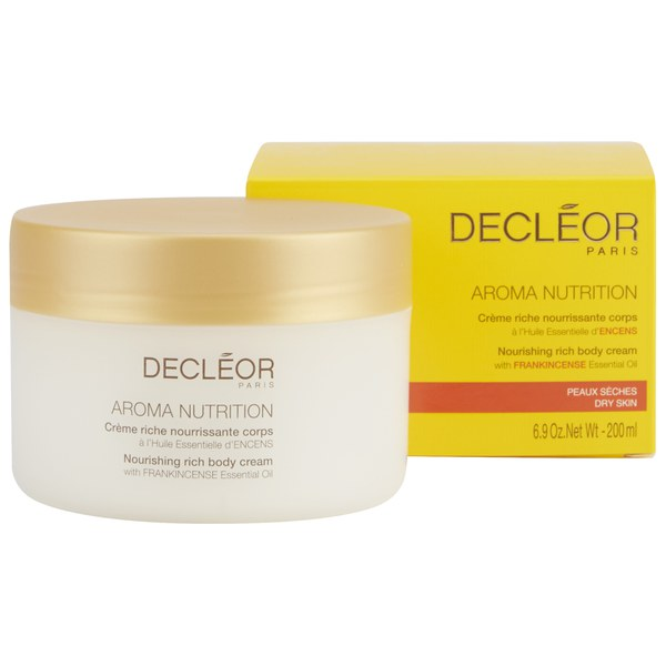 Decleor Aroma Nutrition Nourishing Body Cream (200ml)