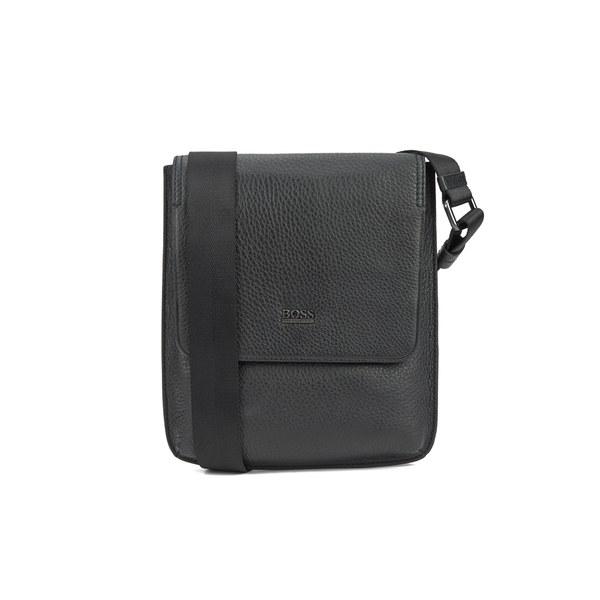 Boss Hugo Men S Matts Cross Body Bag Black Image 1