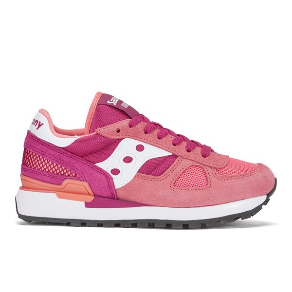 Saucony Shadow Original, Color: Pur/Pnk, Size: 35.5 EU (5 US / 3 UK)
