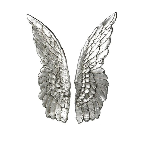 Parlane Art Angel Wings Silver Iwoot