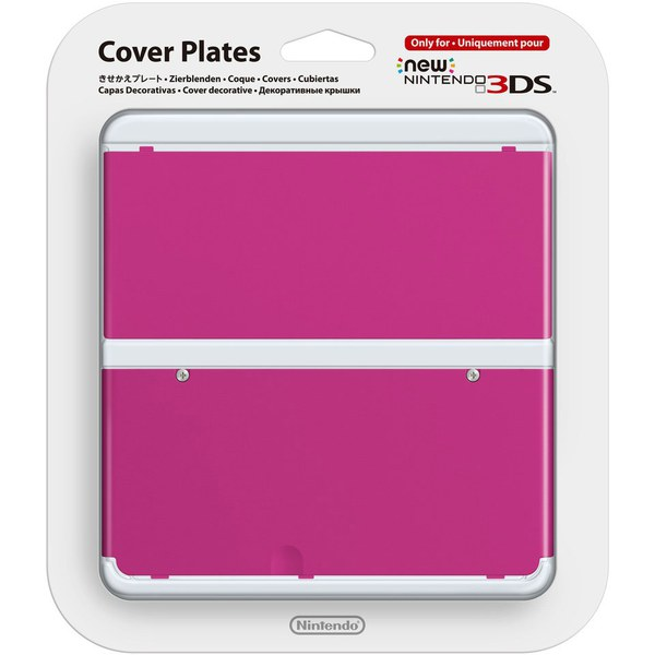 New Nintendo 3DS Cover Plate 19