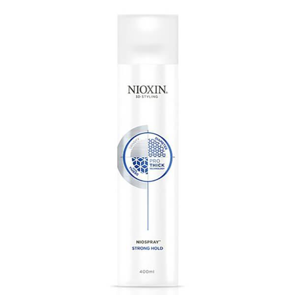 Nioxin Strong Hold Hairspray (400ml)