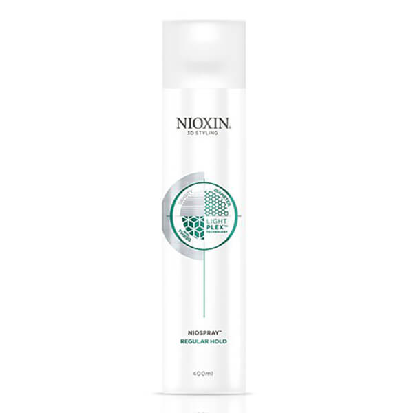 Nioxin Spray Regular Hold (400g)