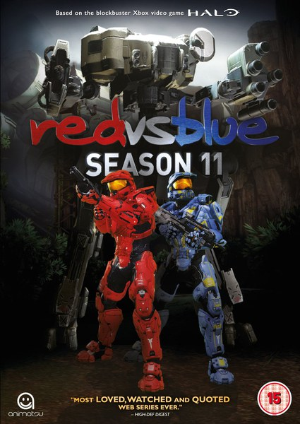 Red vs Blue: Season 11
