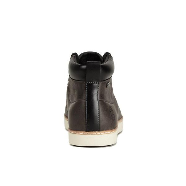 timberland men's hudston gore-tex chukka boots - dark grey