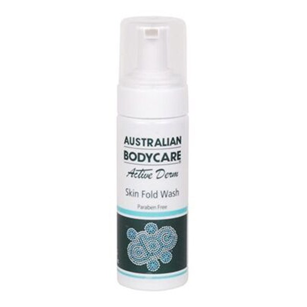 Australian Bodycare Active Derm Skin Fold Wash (150 ml)