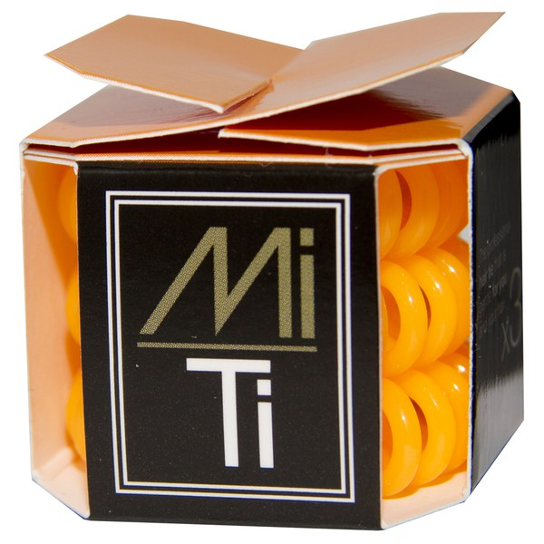 MiTi Professional Hair Tie - Orange Fizz (3 St.)