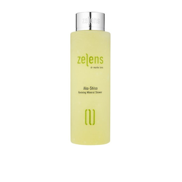 Zelens Aka Shiso Reviving Mineral Shower (200ml)