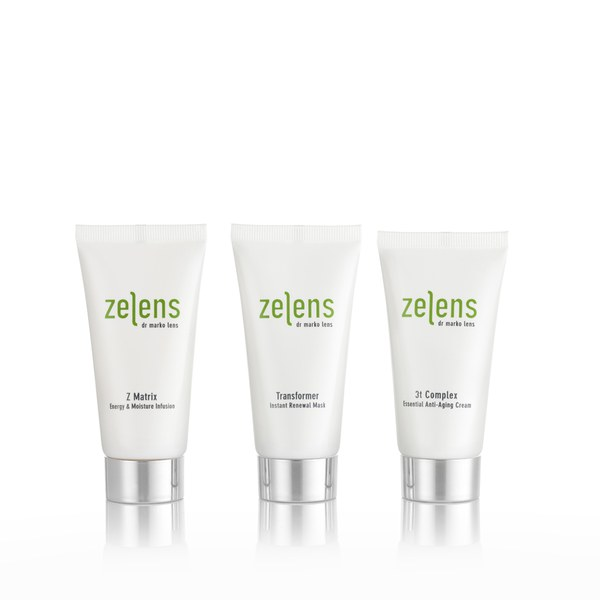 Zelens Skin Perfectors-Signature Collection (värd £ 82,50) (3 x 15 ml)