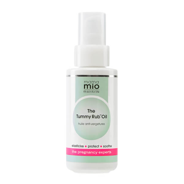 Mama Mio The Tummy Rub Oil (120ml)