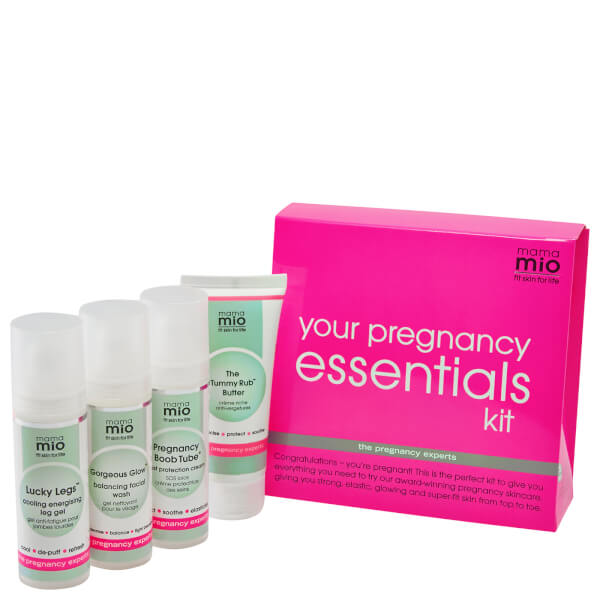 Kit imprescindibles futura mamá - Your Pregnancy Essentials Kit