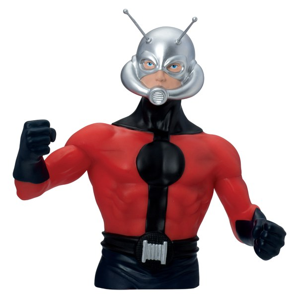 Marvel Ant Man Bust Bank