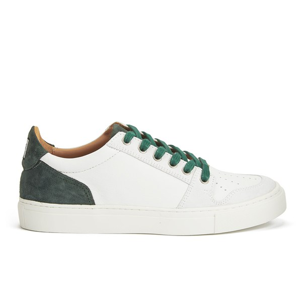 AMI Men's Low Top Sneakers - Green