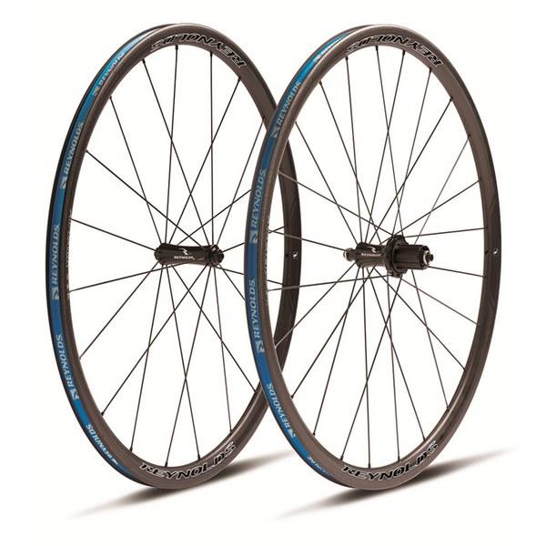 Reynolds Attack Clincher/Tubeless Wheelset: Image 01