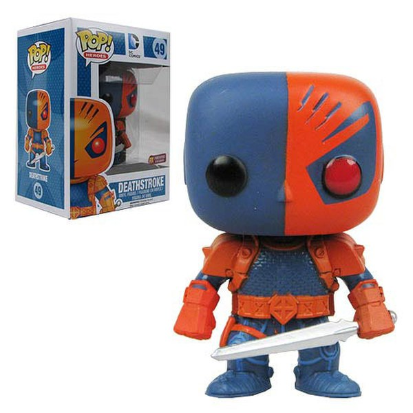DC Comics Deathstroke 52 Exclusive Pop! Vinyl Figure
