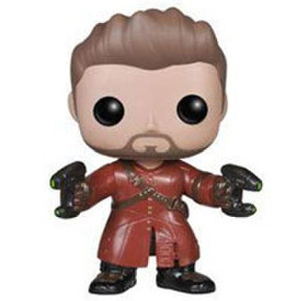 Marvel Guardians of the Galaxy Unmasked Star-Lord Exclusive Pop! Vinyl Bobble Head
