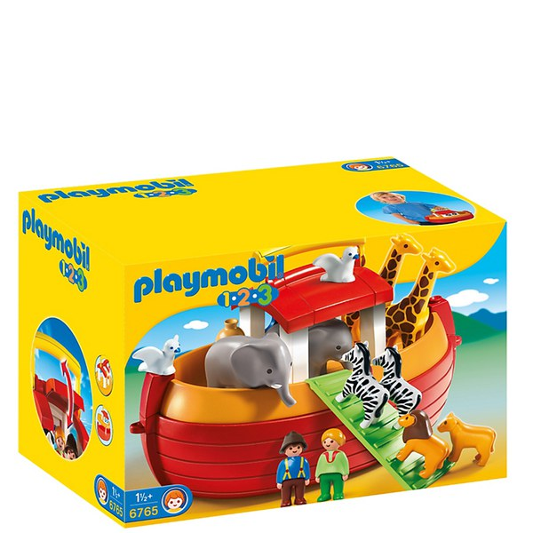 Playmobil -Arche de Noé transportable (6765)