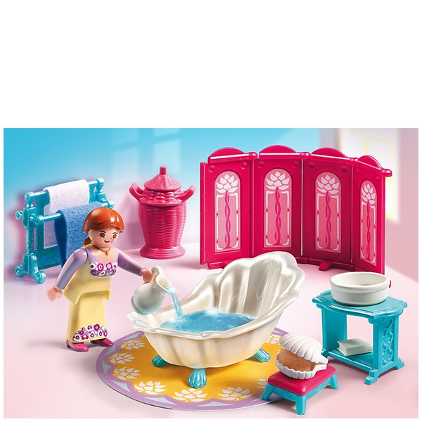 Playmobil Princesses Royal Bathroom 5147 Iwoot