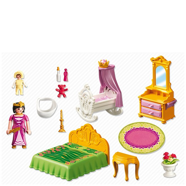 Playmobil Princesses Royal Bedroom 5146 Iwoot