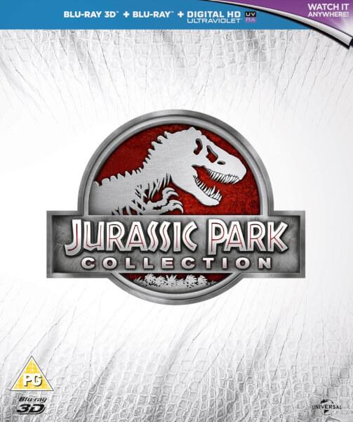 Jurassic Park Trilogie