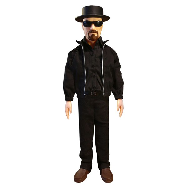 Breaking Bad Talking Heisenberg Heo Exclusive Action Figure