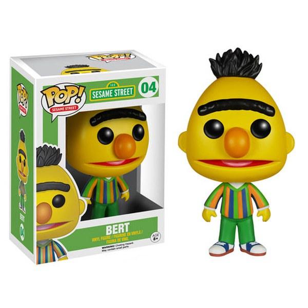 Sesame Street Bert Pop! Vinyl Figure