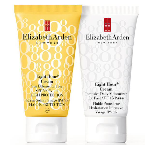Elizabeth Arden Eight Hour Cream Sun Duo (Worth £56.00)