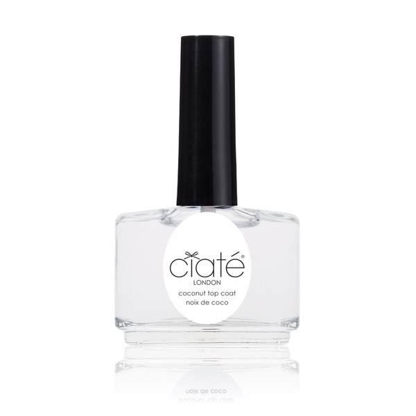 Ciaté London Coconut Top Coat Varnish