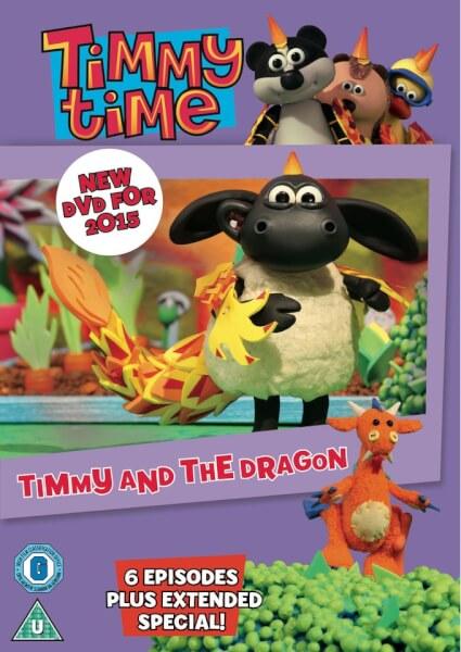 Timmy Time: Timmy and the Dragon DVD | Zavvi